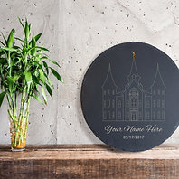 Stone Slate - Provo City Center Temple XL Edition