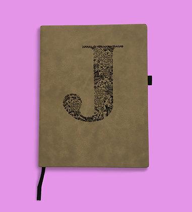 Journal Letter J