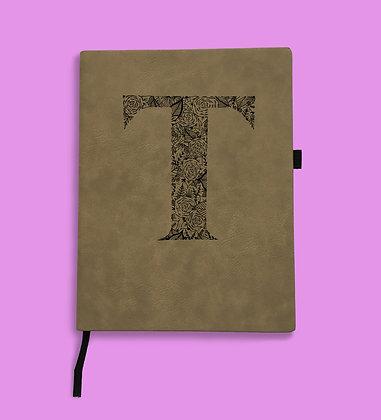 Journal Letter T