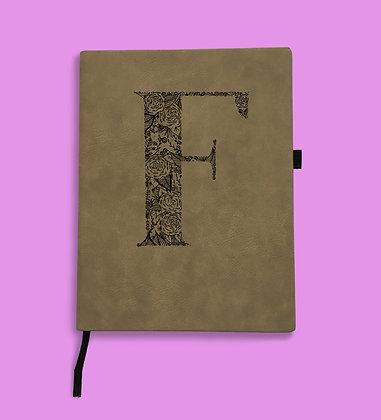 Journal Letter F