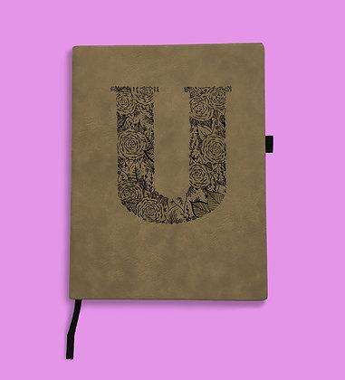 Journal Letter U