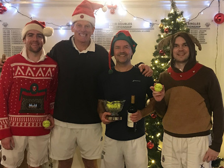 2019 Christmas Doubles