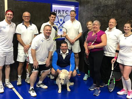 2019 White Hart Doubles