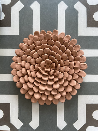 Fleur de Mai Terracotta