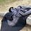 Thumbnail: Grande nappe Virgo noir gris doré