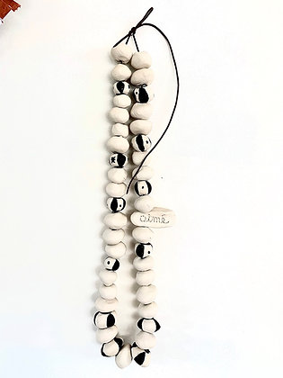 Grigri Bijou de mur black&white