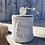 Thumbnail: Les bougies d'aimé à personnaliser Blanc craie