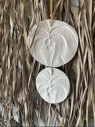Walldecor CALYPSO  blanc