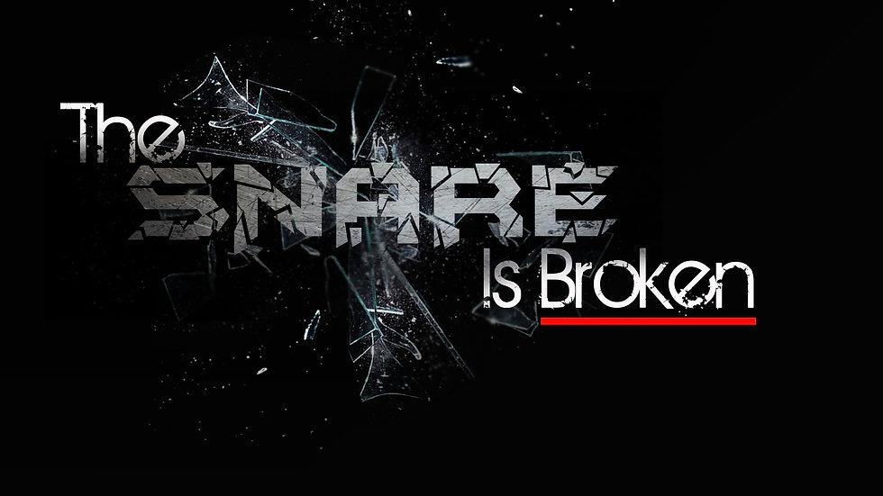 The Snare Is Broken-DVD