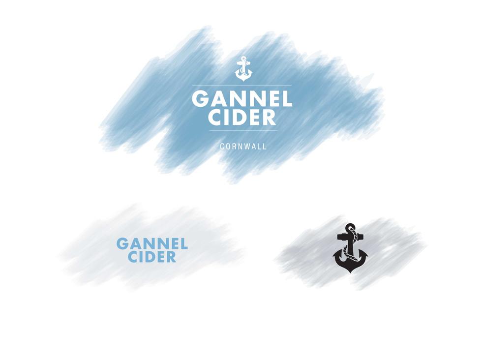 Logo Design - Gannel Cider