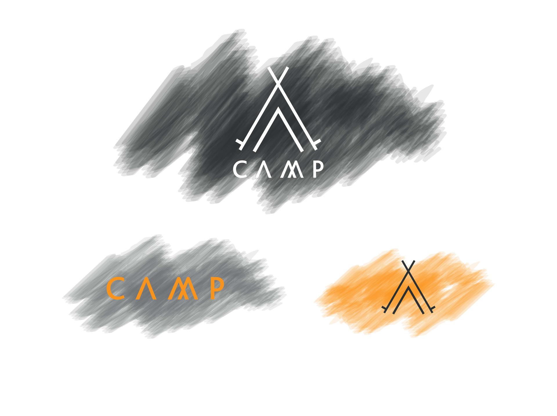 Logo Design - Camp Surf