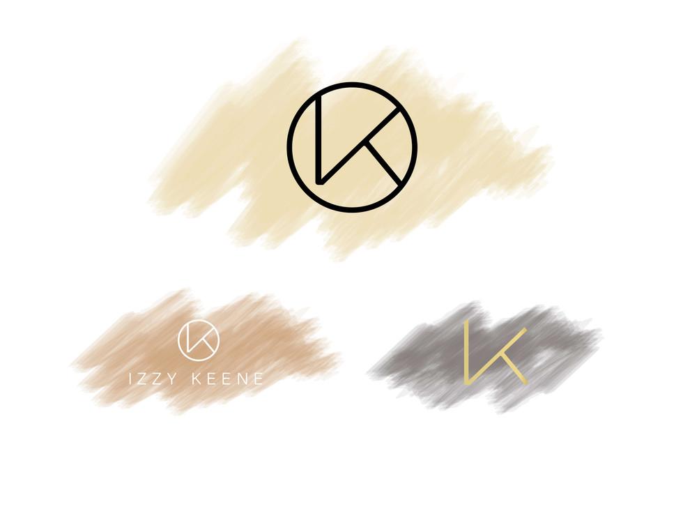 Logo Design - Izzy Keene