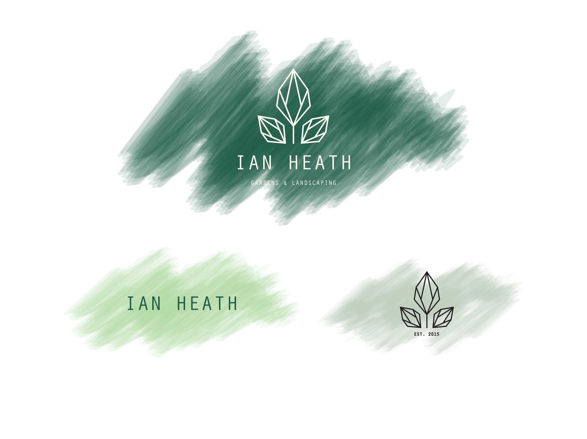 Logo Design - Ian Heath