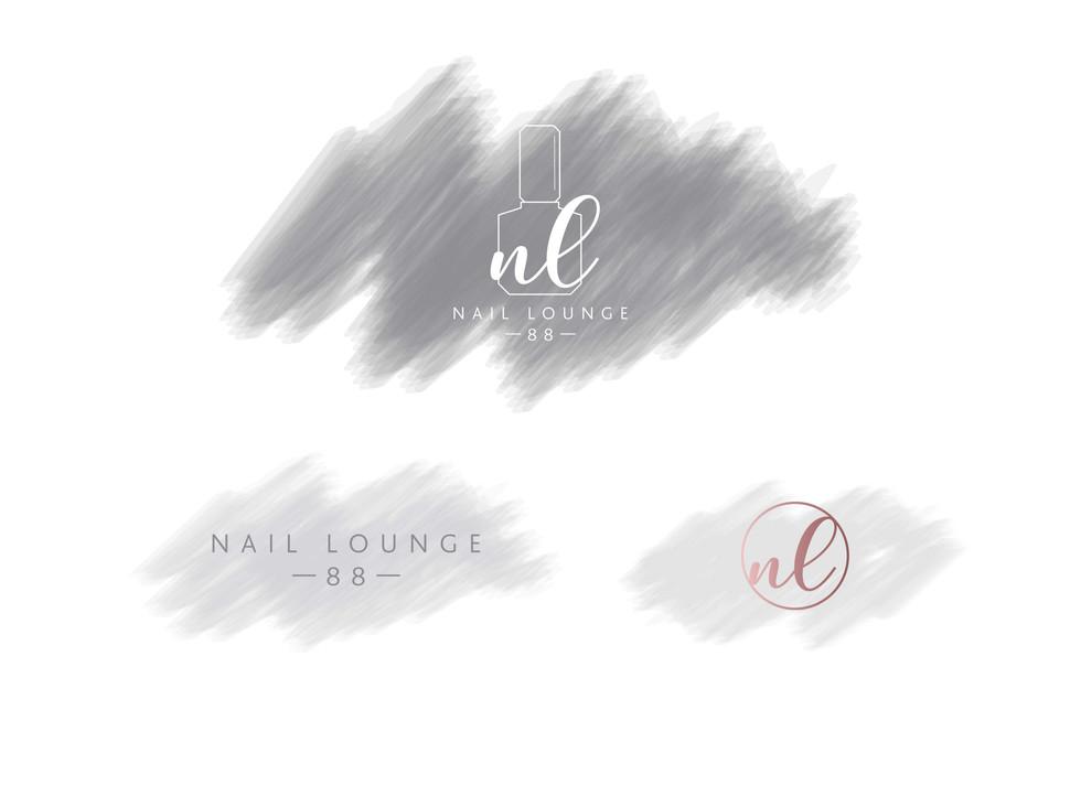 Logo Design - Nail Lounge 88