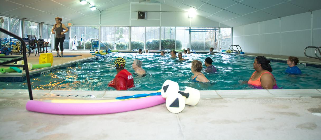 Year Round Pool & Spa