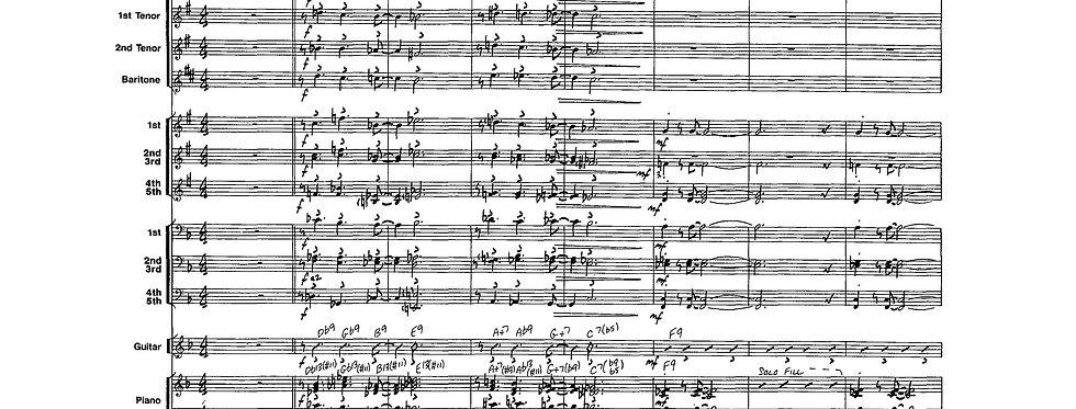 The Murphy Strut (score & parts)