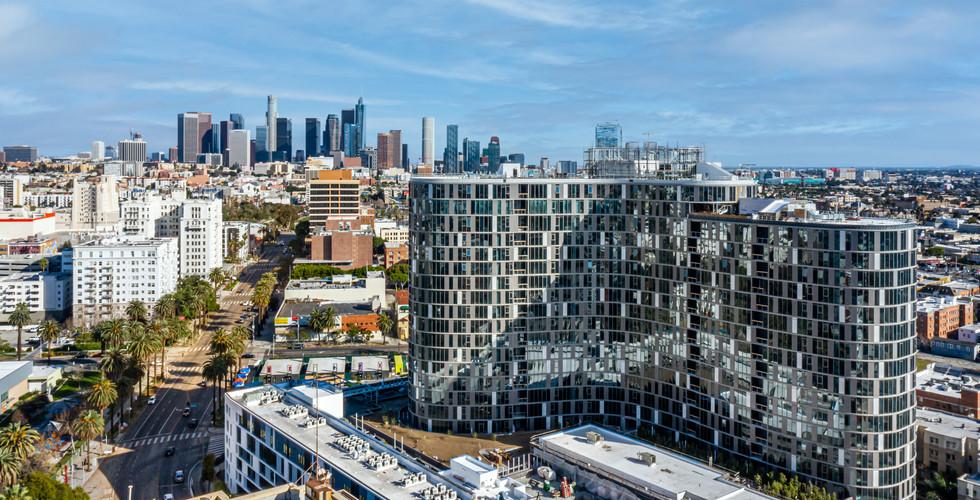 Koreatown Los Angeles Apartment Rentals