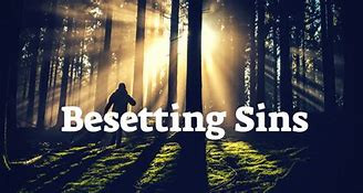 Our Besetting Sins: What I Have Learned So Far