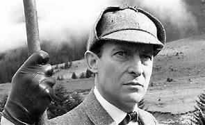 Photo of Sherlock Holmes