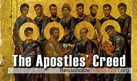The Apostles Creed and the Forgiveness of Sins