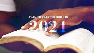 Reading the Bible in the Year Ahead
