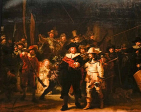 Cinema & the Arts as Sermons: What Rembrandt Can Teach Us About Love