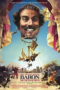 Cinema as Sermons – The Adventures of Baron Munchausen (Theology, Metaphysics and Slapstick)