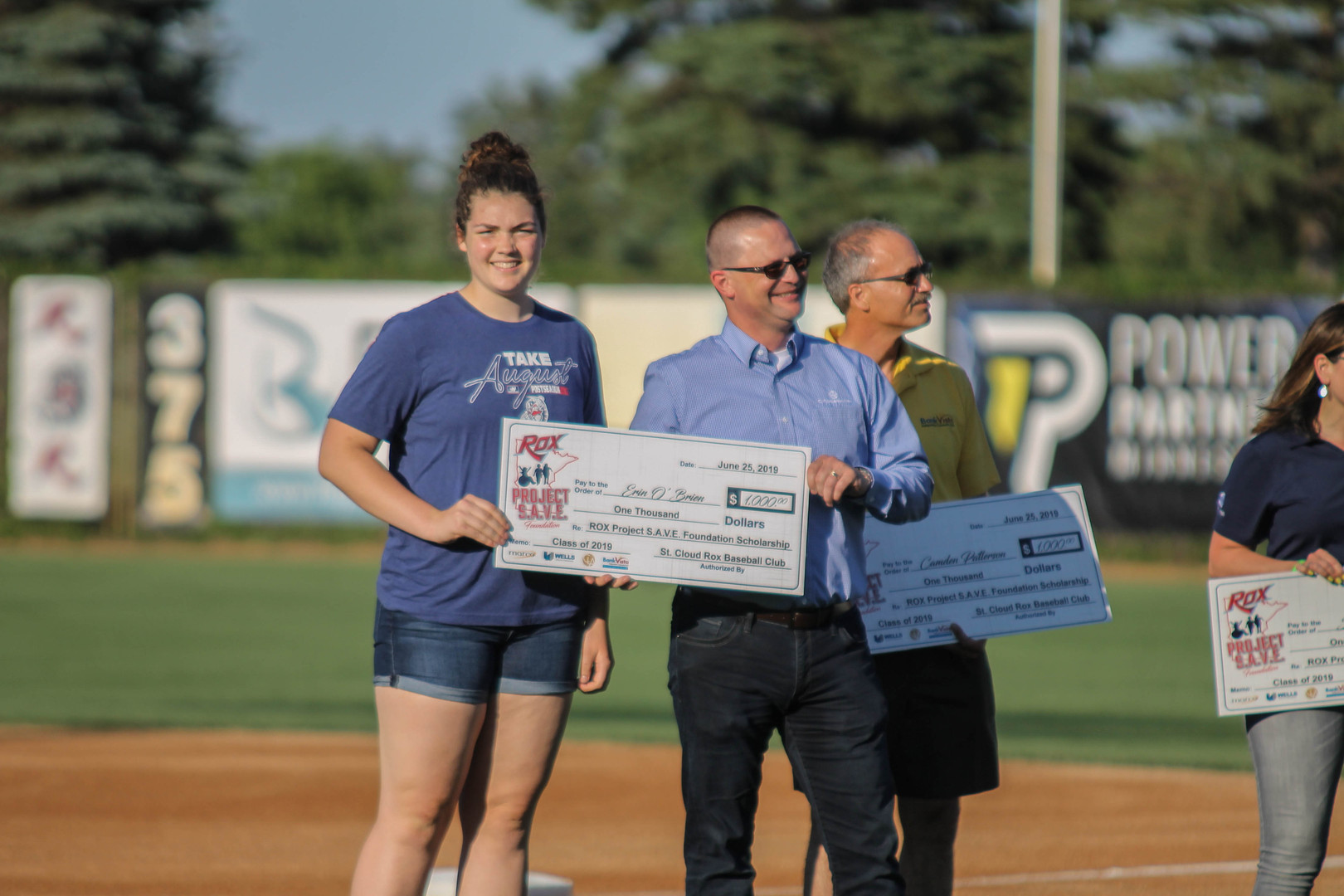 2019 Rox Scholarship Photo 5 Erin O'Brie