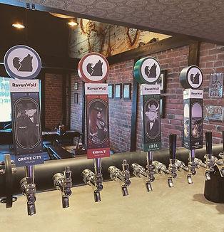 RavenWolf Brew Co. Beers.jpg