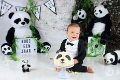 Panda cakesmash