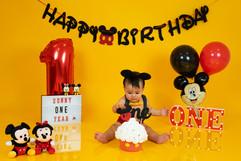 cakesmash mickey mouse