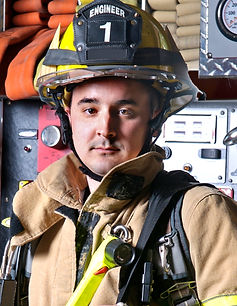 Fireman with Hat