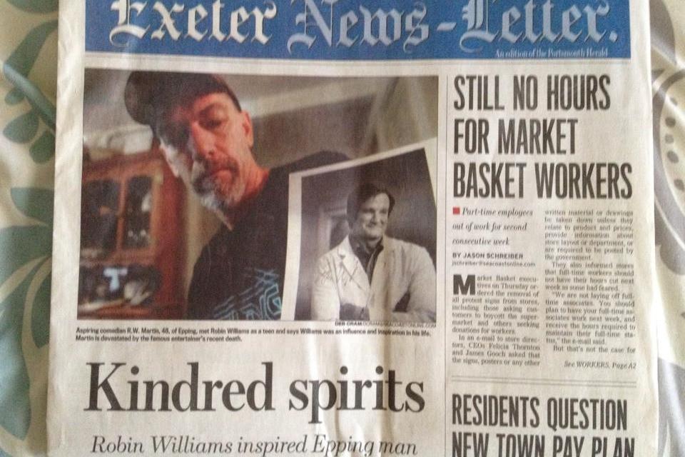 Exeter News-Letter 2014
