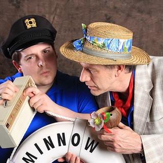 Skipper and Mr. Howell