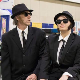 Elwood and Jake Blues