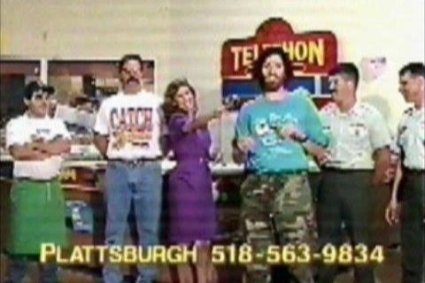 Jerry Lewis Telethon 1991