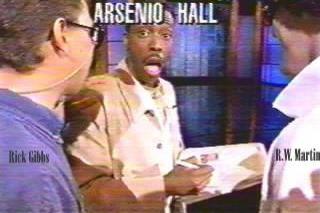Arsenio Hall Show 1994