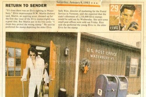 Burlington Free Press 1993