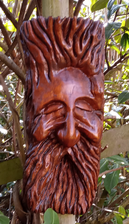 Spirit of the wood by Moon Rabbit Craftworks