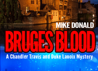 BRUGES BLOOD - Who said witches weren't real?