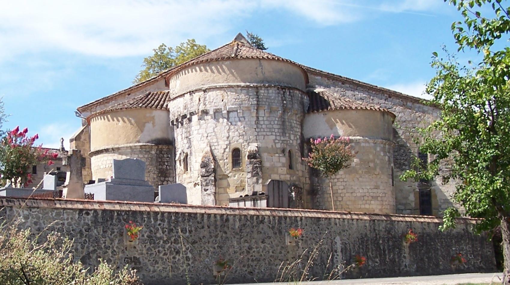 Local 15th Century Church