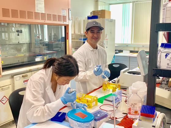 Loreece and Dantez Futured at NSM #ResearchWednesday