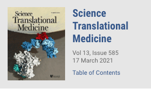 Research Article Published in the Science Translational Medicine