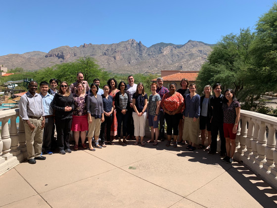 Dr. Pecic attended the CURE Workhop in Tuscon, AZ