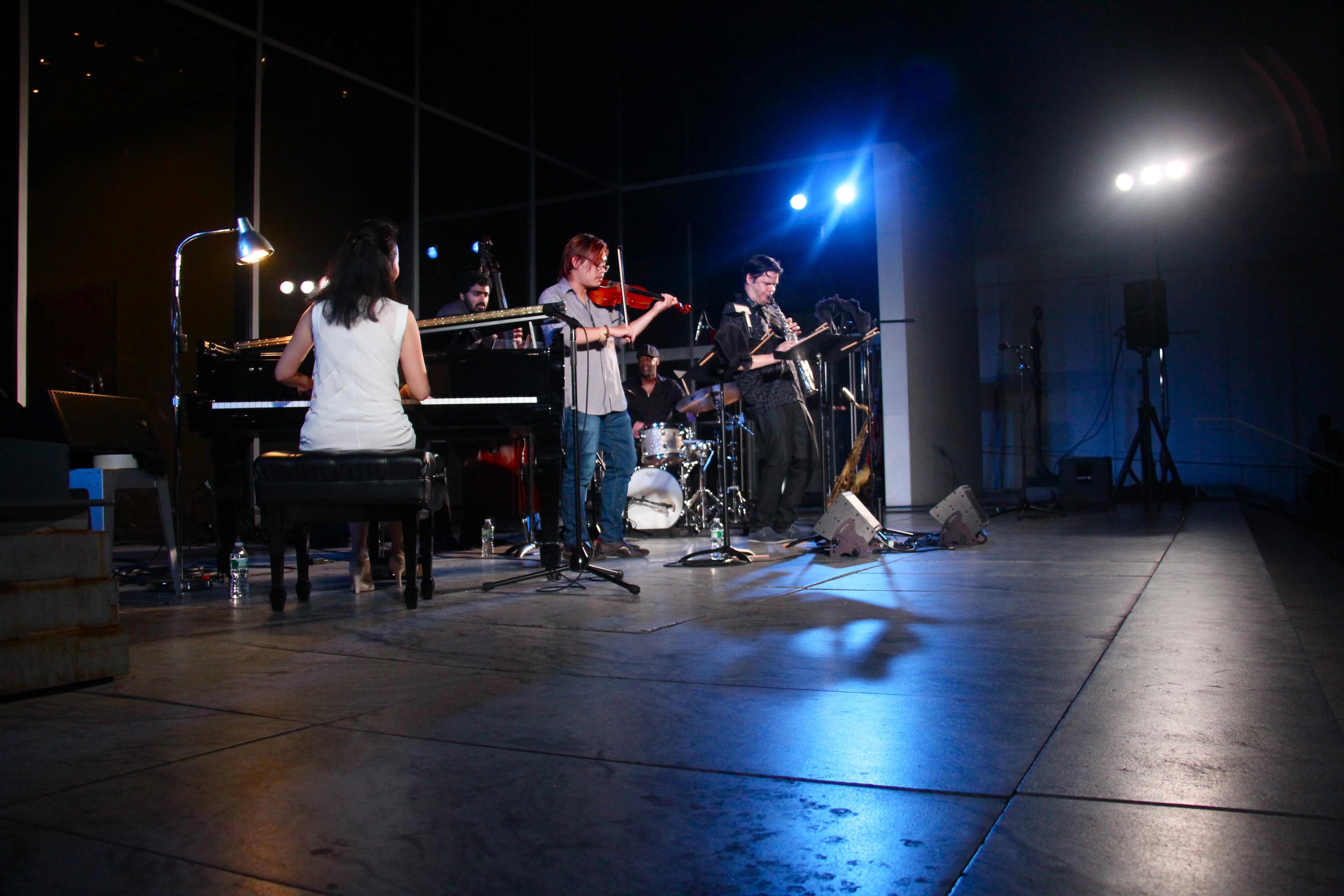 Helen Sung Quintet