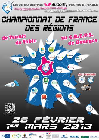 CHAMPIONNATS DE FRANCE DES REGIONS 2013 - ALBUM 1