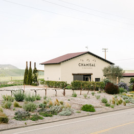 Chamisal Winery Patio