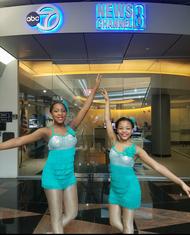 Dynamic Dancers at WJLA july 7th 2017