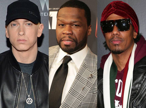 Nick Cannon Drops Another Eminem DissTrack & Shades Him As The 'KKK Of His Generation'