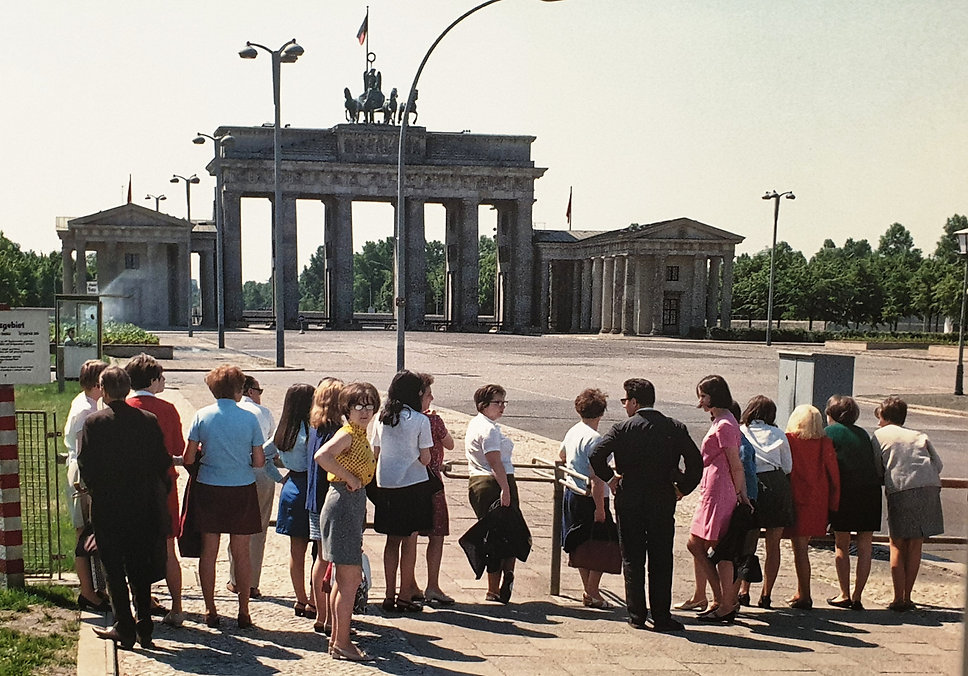 Экскурсии в Берлине, экскурсия берлинска